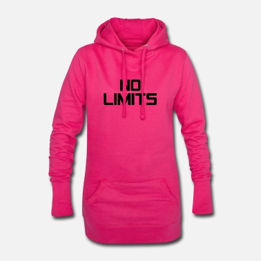 No Limit no limits - Women's Hoodie Dress