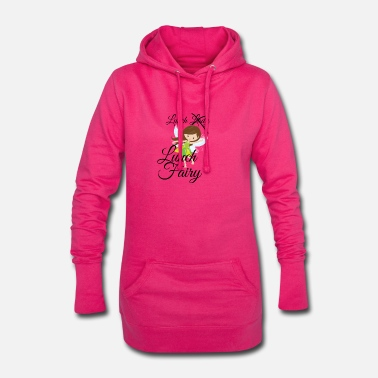 Lunch Lunch Lady, No...Lunch Fairy - Women's Hoodie Dress