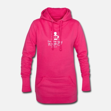 Guys That guy - Women's Hoodie Dress