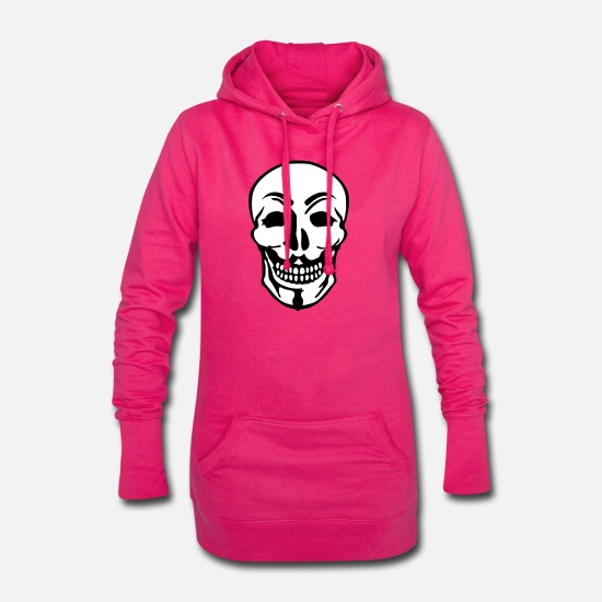 Anonymous Hoodies & Sweatshirts - Anonymous - Women's Hoodie Dress fuchsia