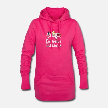 Ultras Unicorn Ultras - Vestitino con cappuccio