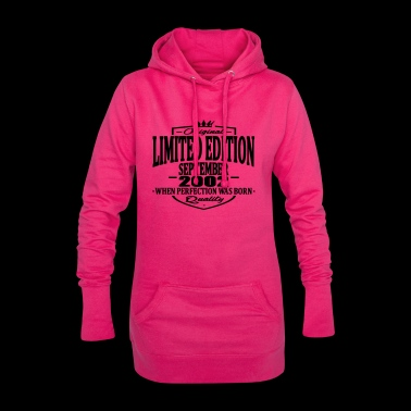 Limited edition september 2002 - Hoodie Dress
