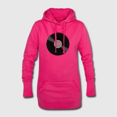 Vinyl record - Hoodie Dress