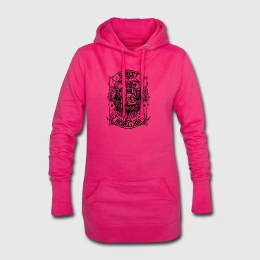 Street Rebellion Motorcycle s - Hoodie Dress
