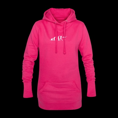 Figure skating couple - Hoodie Dress