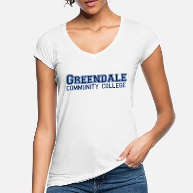 Community Greendale Community Colllege - Women's Vintage T-Shirt