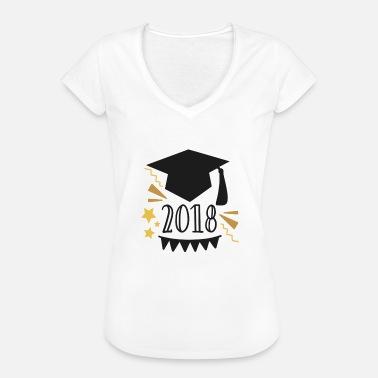 Para Graduacion Graduación 2018 Graduación universitaria graduación escolar  - Camiseta vintage mujer 41eada9845529
