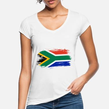 South South Africa flag - Women's Vintage T-Shirt