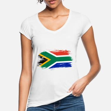 South Africa South Africa flag - Women's Vintage T-Shirt
