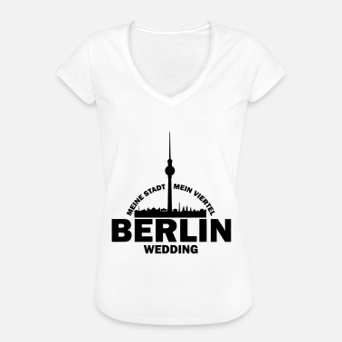Wedding Berlin Wedding - Frauen Vintage T-Shirt