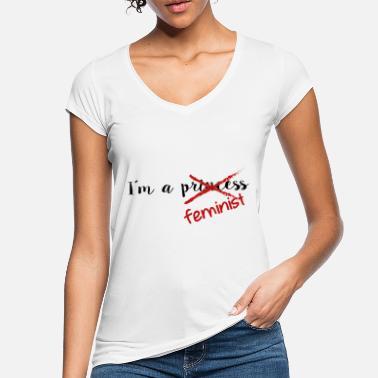 gran descuento último diseño nuevo barato Pedir en línea Princess Feminist Camisetas | Spreadshirt