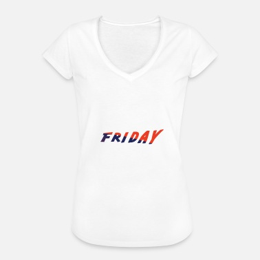 Freitag Friday Freitag (Friday) - Frauen Vintage T-Shirt