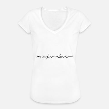 Carpe-diem-shirts Carpe Diem - Women's Vintage T-Shirt