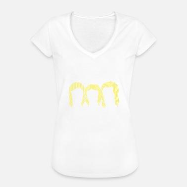 metal pesado metales pesados camiseta vintage mujer