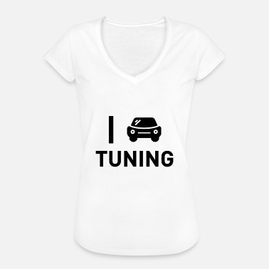 Tuning Tuning tune up chip tuning - Women's Vintage T-Shirt