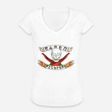 Spicy Ramen Fighters - Women's Vintage T-Shirt
