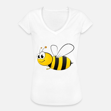 Bee bee - Women's Vintage T-Shirt