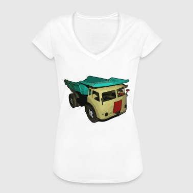 DDR tippers - Women's Vintage T-Shirt