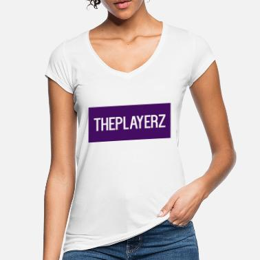 Long The PlayerZ Long sleeve Top - Women's Vintage T-Shirt
