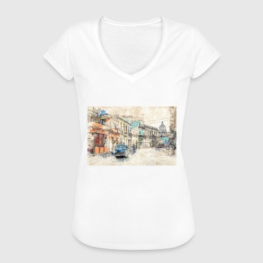 1965 Car Cuba 1965 Peaceful times - Women's Vintage T-Shirt