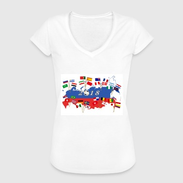 Champion World Champion - Women's Vintage T-Shirt