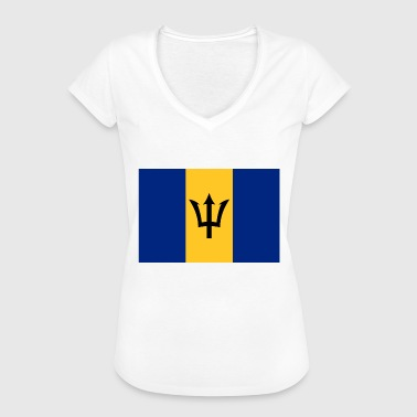 Barbados flag - Women's Vintage T-Shirt