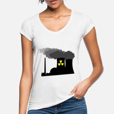 Nuclear Power Nuclear Power - Women's Vintage T-Shirt