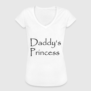 Daddys Princess - Frauen Vintage T-Shirt