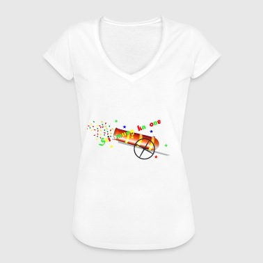 Life And Soul Of The Party life and soul of the party - Women's Vintage T-Shirt