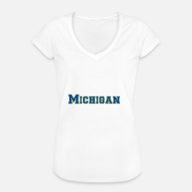 American Pie Michigan - Women's Vintage T-Shirt