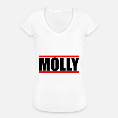 Molly Molly - T-shirt vintage Femme