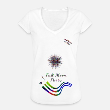 Full Moon Party Full Moon Party Shirts Randy Design - Women's Vintage T-Shirt