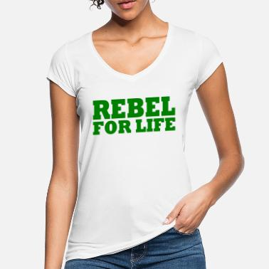 Revolution Rebel for life - Women's Vintage T-Shirt