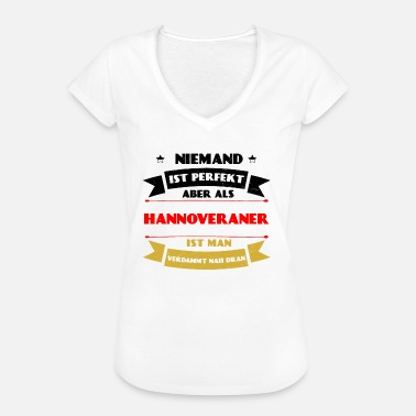 Hannover Perfecta Hannover - Hannover Alemania DE - Camiseta vintage mujer