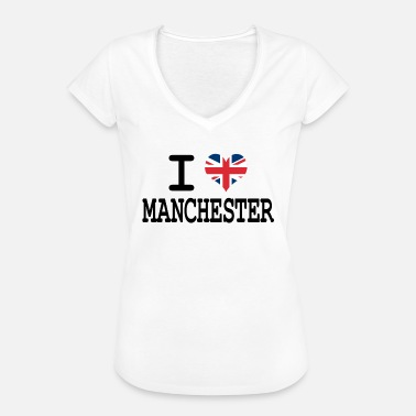 b4482017 i love Manchester Women's T-Shirt | Spreadshirt
