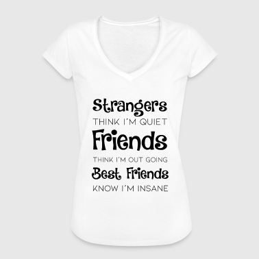 FRIENDS, GIFT - Women's Vintage T-Shirt
