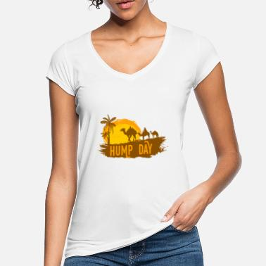 Humping Camel - Hump Day - Women's Vintage T-Shirt