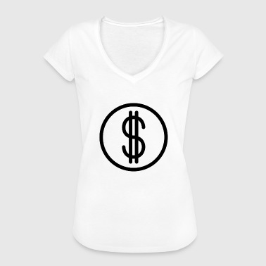 clerk - Women's Vintage T-Shirt