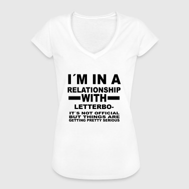 Letterboxing relationship with LETTERBOXING - Frauen Vintage T-Shirt