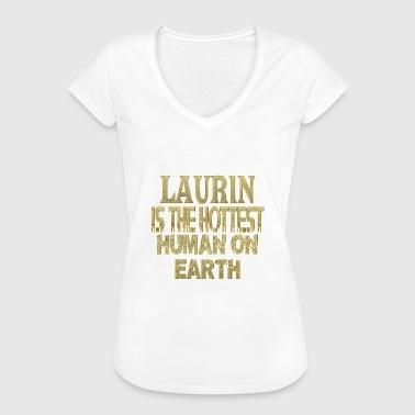 Laurine Laurin - T-shirt vintage Femme