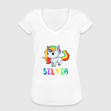 Silvia unicorn - Women's Vintage T-Shirt