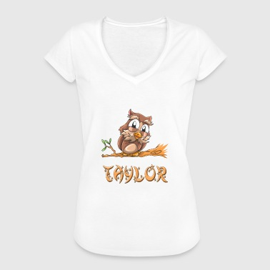 Owl Taylor - Vrouwen Vintage T-shirt