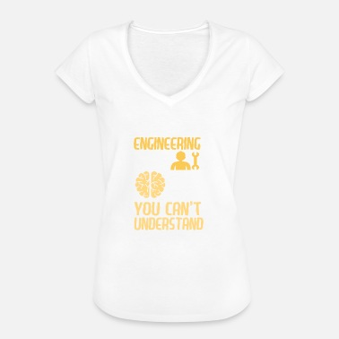 Mechanical Engineering Funny Quotes Engineer solving problems funny quote - Women's Vintage T-Shirt