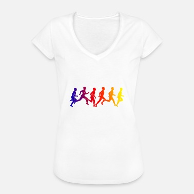 Cross Country Camiseta Cool Cross Country - Camiseta vintage mujer