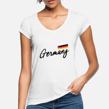 Federal Republic Germany - Germany - Federal Republic of Germany - Women's Vintage T-Shirt