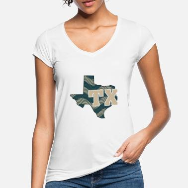 Texas Texas - Women's Vintage T-Shirt