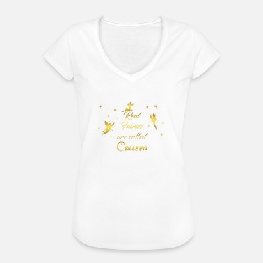 Colleen Fairy Fairies First Name Colleen - Women's Vintage T-Shirt