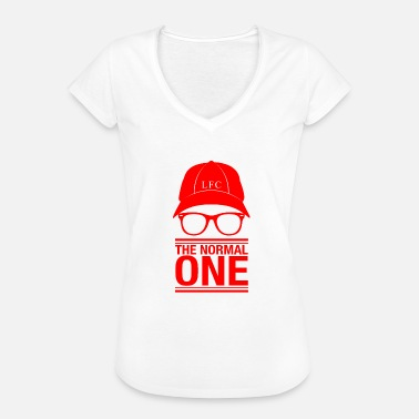 Liverpool Kloppo Liverpool THE NORMAL ONE - Frauen Vintage T-Shirt