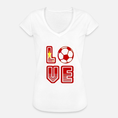 Summer Fairy Tale I Love China - Summer Fairy Tale 2018 - Football - Women's Vintage T-Shirt