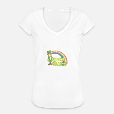 Lucky Charms lucky charm - Women's Vintage T-Shirt